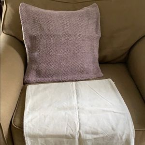 Pottery Barn Pillow covers , 2 available